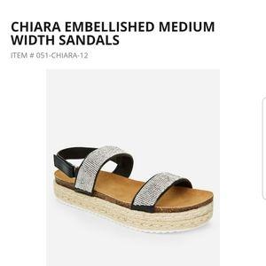 Yoki Chiara Strappy Sandal (Size 7)